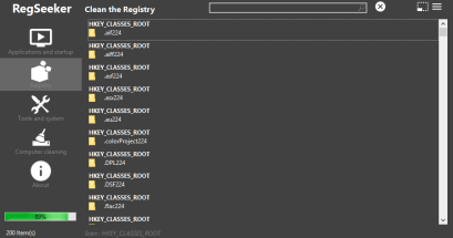 RegSeeker 好用嗎?清理 Register 優化的資深軟體工具