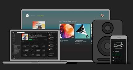 Spotify 免費聽音樂!最豐富的線上音樂資料庫(免安裝版 1.1.28.721)