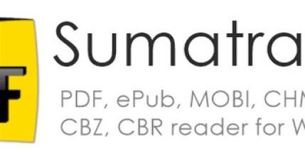Sumatra PDF 3.1.1 小小的就可以看PDF