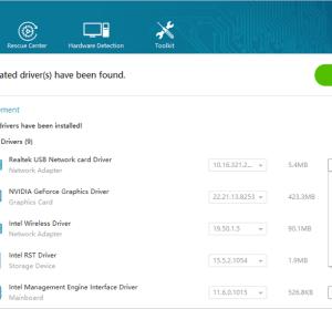 Wise Driver Care 2.2.1219 驅動程式升級與備份管理