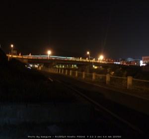 景美溪自行車道夜騎