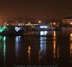 漁人碼頭夜騎