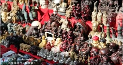 【上海自由行】東台路.古玩市場