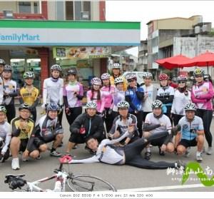 苗栗騎單車去!上仙山。下南庄。上鹿場(苗21終點14.4986公里處)