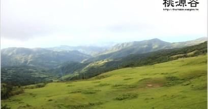 【貢寮】風景優美的桃源谷!連去兩次都遇到雲層啦~