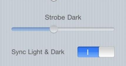 ☼ Flashlight ☼。最方便的照明工具