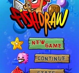 Fish Draw。百玩不膩的消除遊戲!
