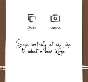 uSketch。簡單好看的素描特效軟體