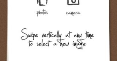 uSketch.簡單好看的素描特效軟體