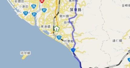 瘋南墾!又一次從台南騎著單車到墾丁