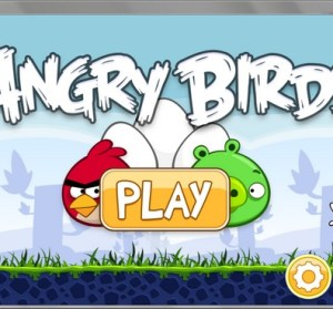 Angry Birds PC版!iPhone與Android系統上超熱門遊戲!