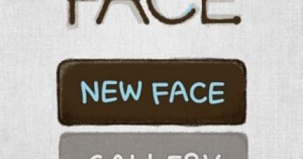 Toon Face。自己製作卡通風格聯絡人頭像