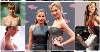 玩命關頭5、玩命關頭6的正妹是?Elsa Pataky(艾兒莎巴塔奇)& Gal Gadot(蓋兒賈多特)