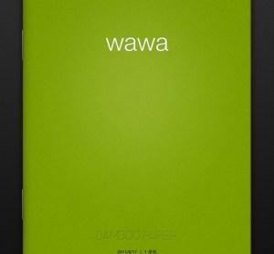 Bamboo Paper。Wacom推出的iPad筆記本,有筆觸的感覺唷!