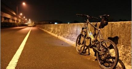 Speedone OR30。台南高鐵夜騎~