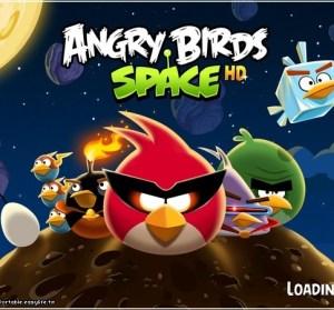 Angry Birds Space 憤怒鳥太空版!快上太空殺豬去!地心引力抓不住鳥?