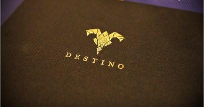 【台北】DESTINO‧妳是我的命運.高貴的義式餐廳(鄭元暢&陳妍希的明星餐廳)