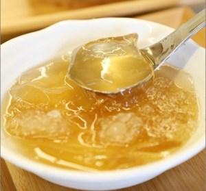 【台南】芋豆賞。好吃的檸檬愛玉,以及有特色的木桶裝豆花