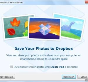 善用Dropbox空間福利,大家都有3.6GB的成長空間