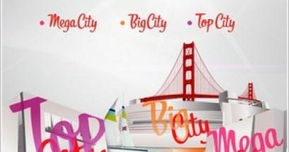 逛City.大遠百專用App,帶您輕鬆玩樂板橋Mega City、台中Top City、新竹Big City!
