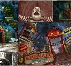 兩款偵探冒險遊戲:Weird Park - Broken Tune詭異公園 - 破碎的旋律。誰才是躲在樂園裡的真正兇手?(iPhone/iPAD冒險遊戲)  + Paranormal Agency HD。你是個眼尖的靈異偵探嗎?(iPhone/iPAD/Android益智遊戲)