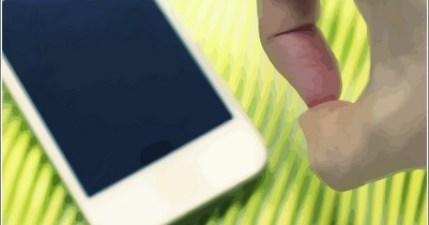 iPhone Home鍵救星,Home鍵不靈敏的時候,試試這招彈指神功吧!