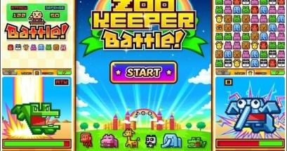 【ZOOKEEPER Battle!】動物方塊全新VS對戰模式登場啦!