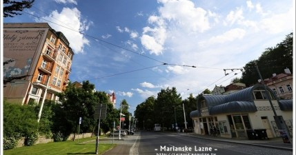 【捷克】Mariánské Lázně 瑪麗安司凱。音樂與噴泉的美妙結合,壯觀華麗的溫泉迴廊,都在這個聖母的溫泉鄉