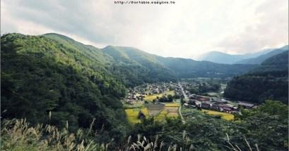 【昇龍道】白川鄉合掌村,不可錯過的遺世桃花源,日本中部世界遺產