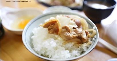 【昇龍道】としちゃん食堂.超美味鐵板炒肉~只有租車旅遊才吃的到!