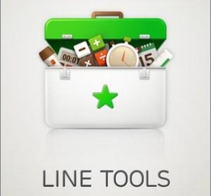 LINE TOOLS 智慧型手機必備實用工具,備而不用也該裝(iOS / Android)