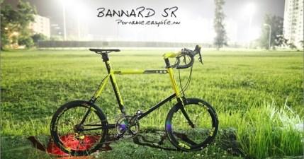 第十六台小徑車。BANNARD SR。心動