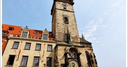 【布拉格】天文鐘與布拉格廣場,白天、夜景、拍婚紗!
