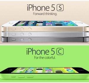 真是 iPhone 5s、iPhone 5c!Apple發表會內容規格整理