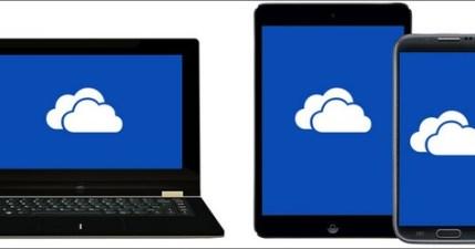 OneDrive 雲端儲存空間正式上線,與 Office 文書完美結合的的雲端選擇