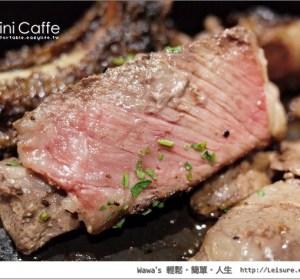 【台北】Bellini Caffe 貝里尼咖啡 40oz 窯燒火烤頂級安格斯黑牛(敦南店)