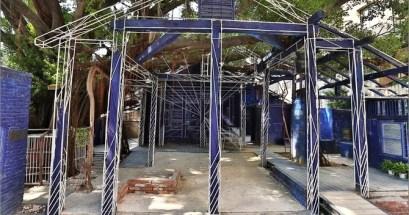 3D司法宿舍藍晒圖 藍晒圖文創園區