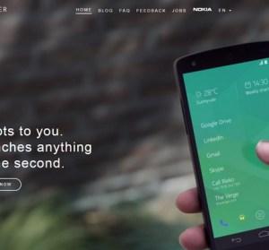 【Android】Nokia Z Launcher 獨特風格桌面系統,讓手機更加有個性