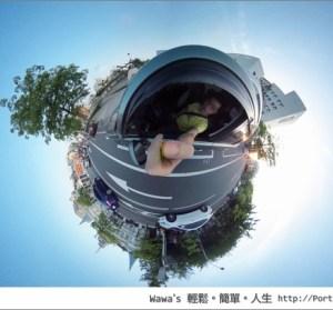 【開箱】RICOH THETA M15 360° 全景照片自己來,保留最珍貴的每一個視角!!