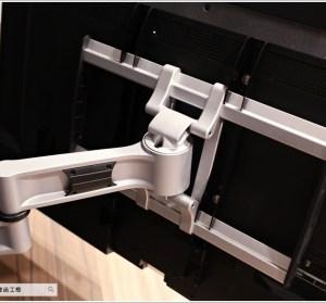 【開箱】HE 電視壁掛架,具有美型、設計、實用的推薦手臂款式