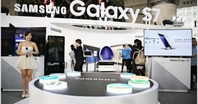 Samsung Galaxy S7 edge體驗