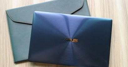 開箱 ASUS ZenBook 3 UX390