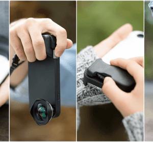 【開箱】bitplay SNAP!7 專業級 iPhone7 相機手機殼!HD 高畫質廣角鏡頭非常值得