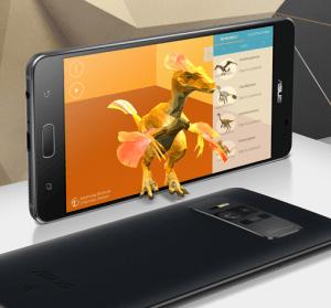 ASUS ZenFone AR 全球首款支援 Tango、Daydream 技術智慧型手機