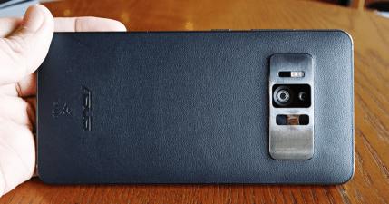 【開箱】ZenFone AR 世界首款採用 Tango 系統且支援 Daydream 的智慧手機