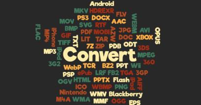 Online Convert 免費線上轉檔工具