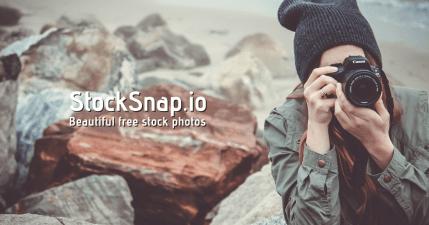 StockSnap.io 值得加入書籤的素材圖庫,百款分類週週更新
