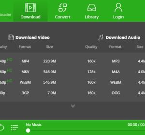 限時免費 AnyVid 7.9.0 線上影音下載工具,支援超過 1000 個影音網站(Windows、Mac)