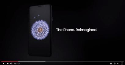 Samsung Galaxy S9 官方影片