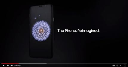 Samsung Galaxy S9/S9+ 官方影片搶先看!直播影片現在看